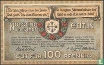 Eutin 100 Pfennig