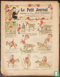 Le Petit Journal illustré de la Jeunesse 100