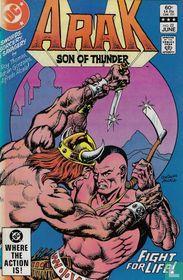 Arak/Son of Thunder 22