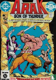 Arak/Son of Thunder 24
