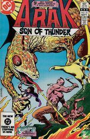 Arak/Son of Thunder 25