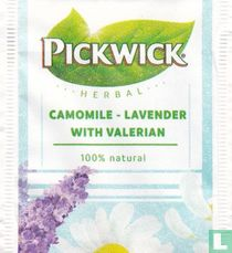 Camomile - Lavender with valerian