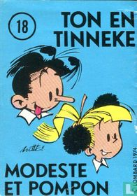 Ton en Tinneke - Modeste et Pompon