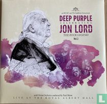 Celebrating Jon Lord The Rock Legend Vol.2