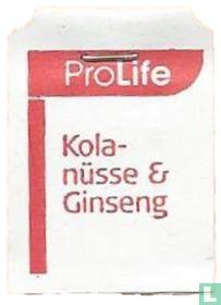 Prolife Kola- nüsse & Ginseng