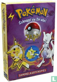 Wizards - Grundset - Theme Deck - Zapp !