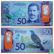 Nieuw-Zeeland 50 Dollars
