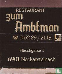 Restaurant Zum Ambtman
