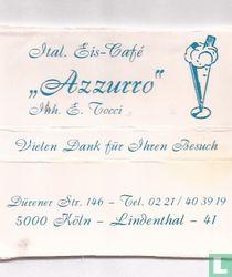 Ital. Eis-Café Azzuro
