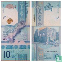 Aruba 10 Florin 2019