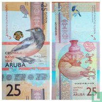 Aruba 25 Florin 2019