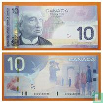 Canada 10 Dollars 2004