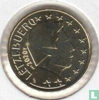 Luxembourg 10 cent 2020 (Sint Servaasbrug)