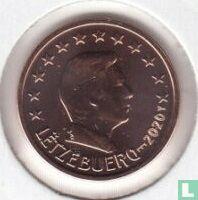 Luxembourg 2 cent 2020 (Sint Servaasbrug)