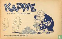 Kappie en het Neveleiland [uitg. David]