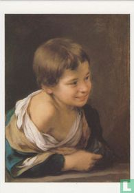 A Peasant Boy leaning on a Sill, 1675