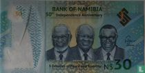 Namibia 30 Namibia Dollars 2020