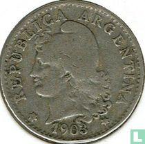Argentina 5 centavos 1903