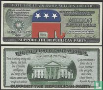 SUPPORT THE REPUBLICAN PARTY - ELECTION BILL 2020