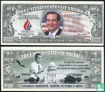 TED CRUZ - FOR PRESIDENT - ELECTION BILL