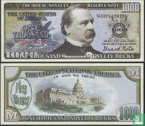 CLEVELAND - 1.000 NOVELTY BUCKS