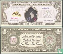 BELIEVE IN MARRIAGE - MAN AND WOMAN
