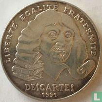 """Frankrijk 100 francs 1991 """"René Descartes"""""""