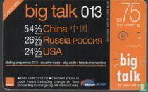 Big Talk / 013