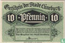 Lüneburg Stadt 10 Pfennig 1920