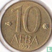 Bulgarije 10 leva 1997