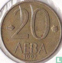 Bulgarije 20 leva 1997