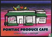 Pontiac Produce Cafe, Chicago