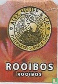 Alex Meijer & Co Koffiebranders sinds 1839 Rooibos Rooibos