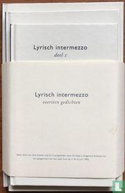 Lyrisch intermezzo - 14 gedichten
