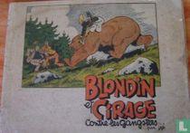 Blondin et Cirage contre les gangsters
