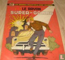 Le rayon super-gamma