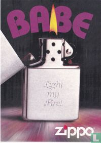 """036 - Zippo """"Babe"""""""