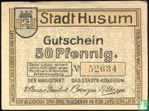 Husum, Stadt - 50 Pfennig