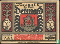 Detmold 50 Pfennig 1920