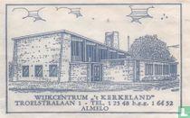 """Wijkcentrum """" 't Kerkeland"""""""