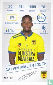 Calvin Mac-Intosch