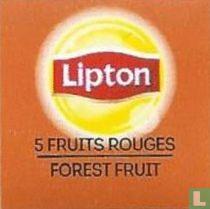 Lipton 5 Fruits Rouges Forest Fruit