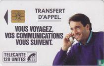 Transfert d'Appel