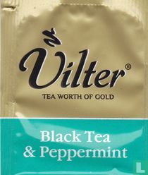 Black Tea & Peppermint