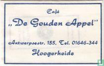 """Café """"De Gouden Appel"""""""
