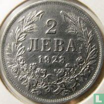 Bulgarije 2 leva 1923