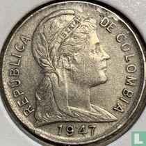 Colombia 2 centavos 1947