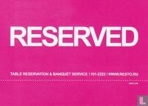 "SM2068 - resto.ru ""Reserved"""