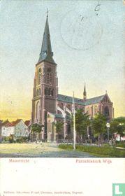 Maastricht St. Martinuskerk Wijck