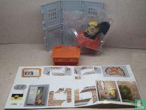 Minion in jail